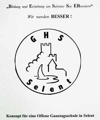 Neues Motto & Logo der GHS Selent